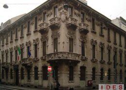 """Palazzo """"Monforte"""" - Direzione Regionale Lombardia Demanio - Milano"""