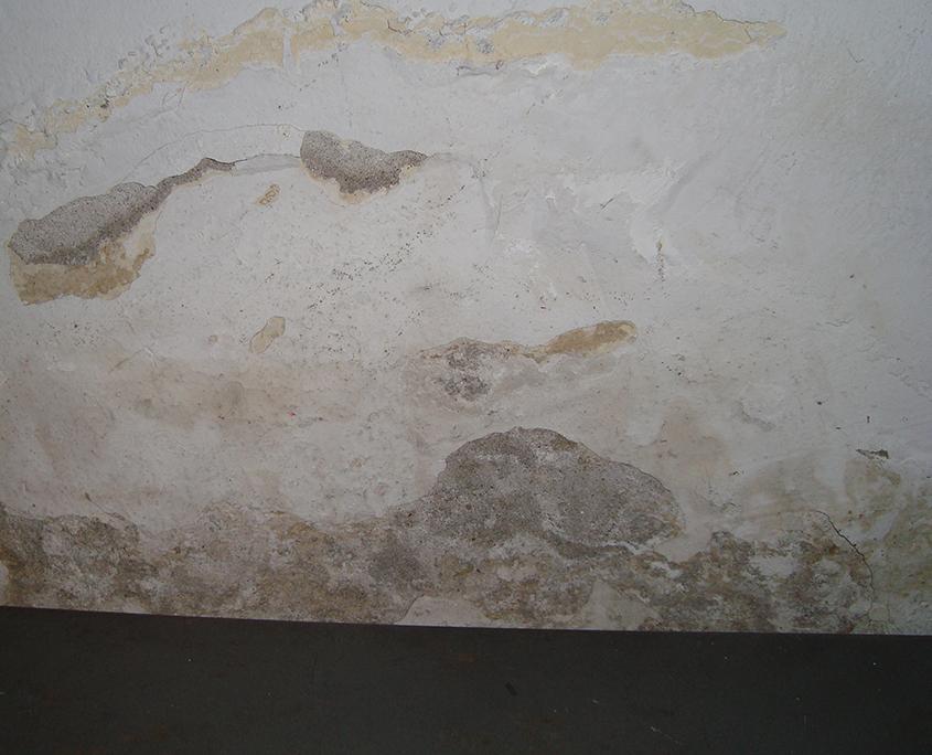Umidità di risalita capillare: muri umidi