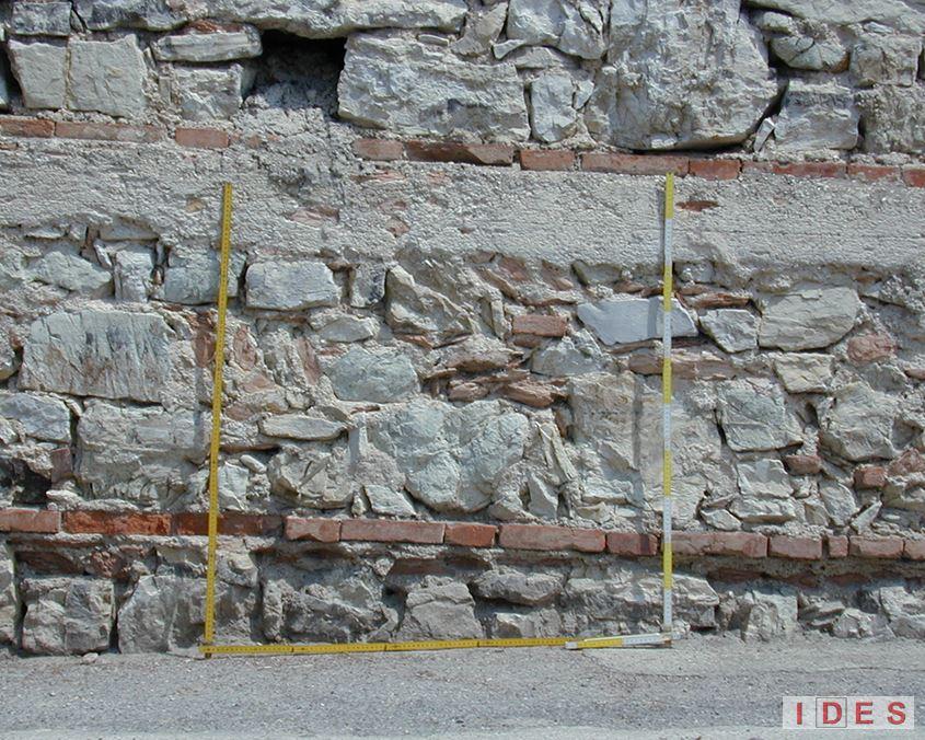 Analisi delle tessiture murarie
