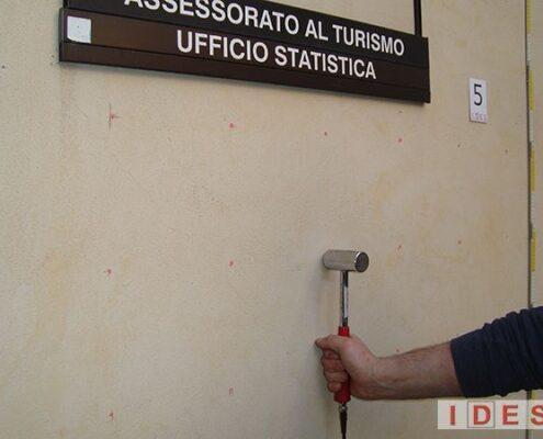 """Palazzo """"Martinengo Cesaresco Novarino"""" - Brescia - Analisi soniche"""
