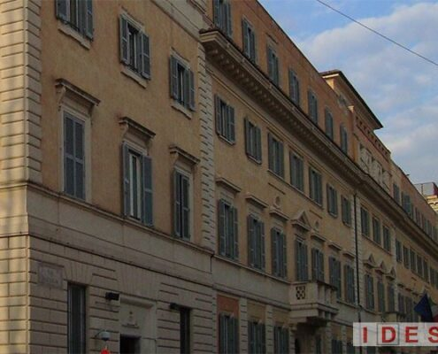 """Complesso """"Sant'Andrea al Quirinale"""" - Direzione Regionale Lazio Demanio - Roma"""