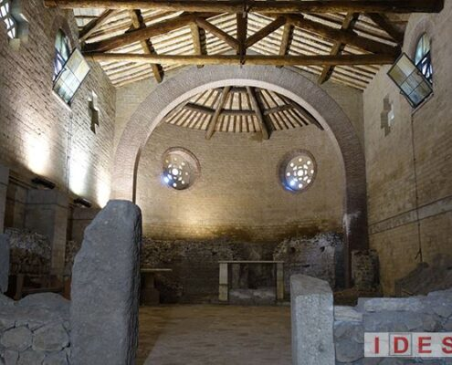 """Basilica di """"S. Alessandro"""" - Roma"""