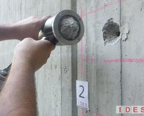 Palazzo Municipale - Segrate (MI) - Prova di estrazione Pull-Out