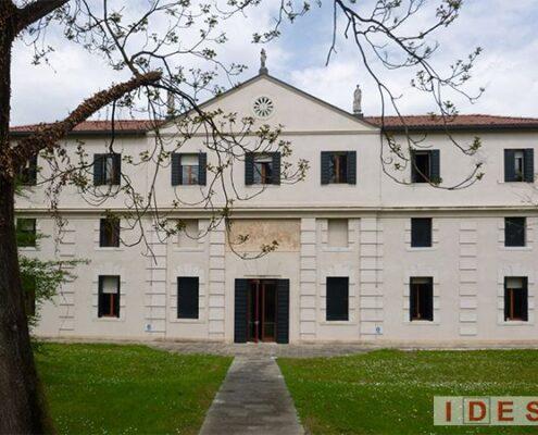 """Villa """"Tivan"""" - Direzione Regionale Veneto Demanio - Venezia"""
