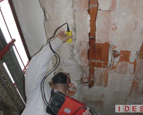 Condominio minimo in Viale Caduti del Lavoro - Brescia - Campagna diagnostica